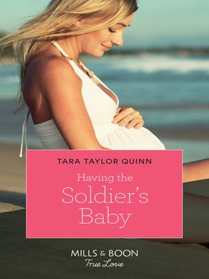 cover image of Having the Soldier's Baby