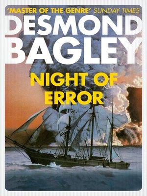 cover image of Night of Error