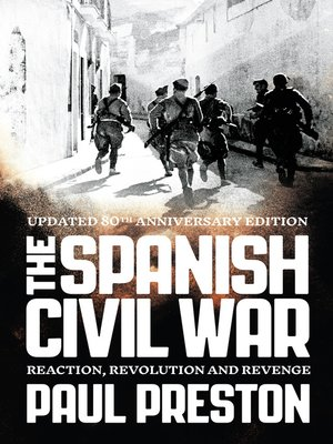 cover image of The Spanish Civil War