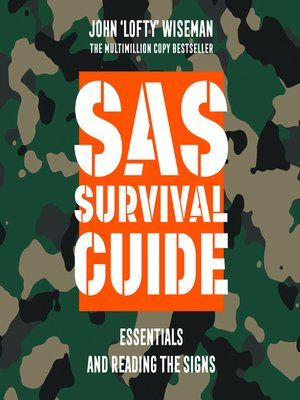 cover image of SAS Survival Guide – Essentials For Survival and Reading the Signs