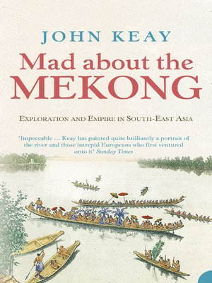 cover image of Mad About the Mekong