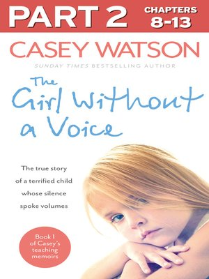 cover image of The Girl Without a Voice