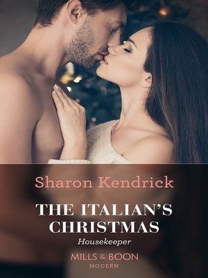 cover image of The Italian's Christmas Housekeeper