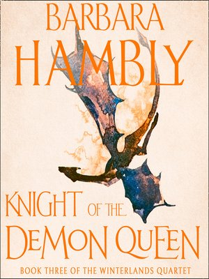 cover image of Knight of the Demon Queen (Winterlands, Book 3)