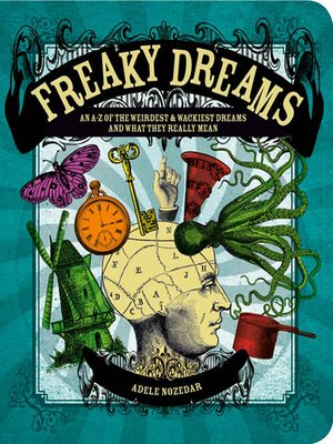 cover image of Freaky Dreams