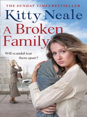 cover image of A Broken Family