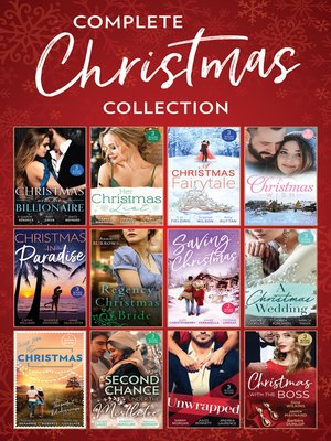 cover image of The Complete Christmas Collection