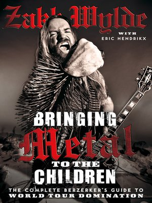 cover image of Bringing Metal to the Children