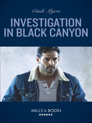 cover image of Investigation In Black Canyon