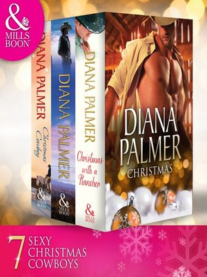 cover image of Diana Palmer Christmas Collection