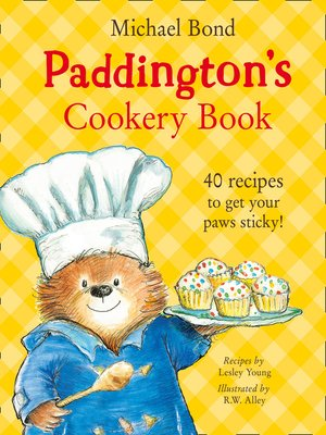cover image of Paddington's Cookery Book
