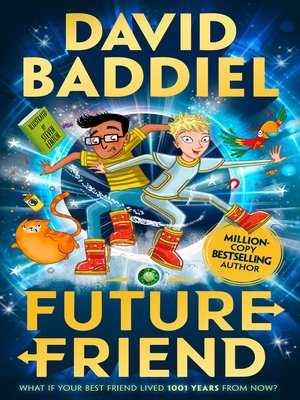 cover image of Future Friend