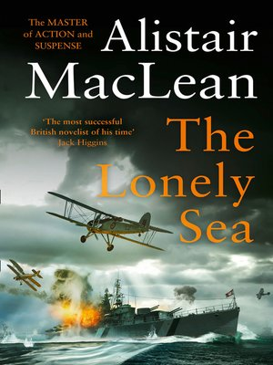 cover image of The Lonely Sea
