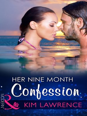 cover image of Her Nine Month Confession