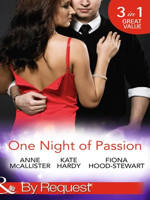 cover image of One Night of Passion