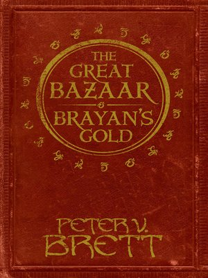 cover image of The Great Bazaar and Brayan's Gold