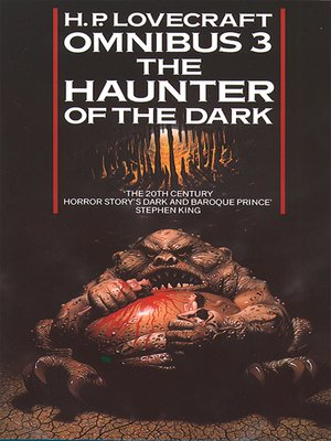 cover image of The Haunter of the Dark and Other Tales