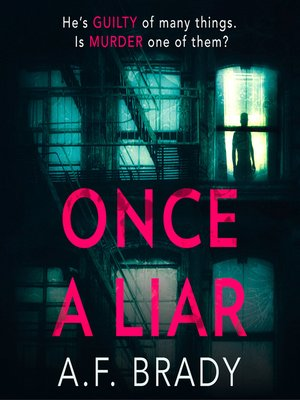 cover image of Once a Liar