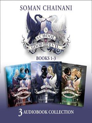 cover image of The School for Good and Evil Audio Collection