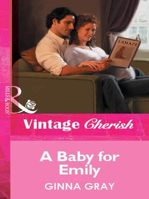 cover image of A Baby For Emily