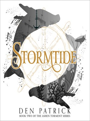 cover image of Stormtide (Ashen Torment, Book 2)