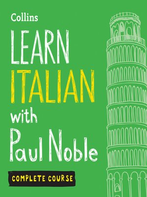 cover image of Learn Italian with Paul Noble for Beginners – Complete Course