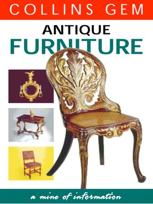 cover image of Antique Furniture