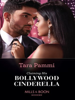cover image of Claiming His Bollywood Cinderella