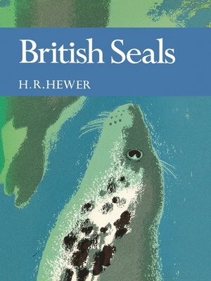 cover image of British Seals
