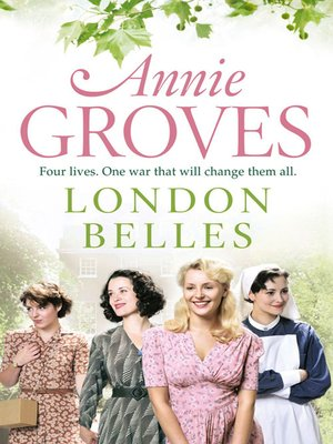 cover image of London Belles