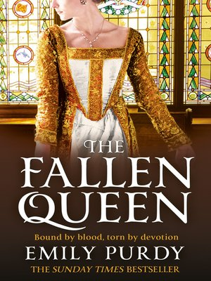 cover image of The Fallen Queen