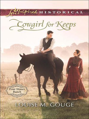 cover image of Cowgirl for Keeps