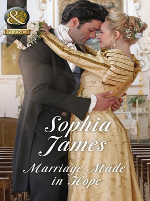 cover image of Marriage Made In Hope
