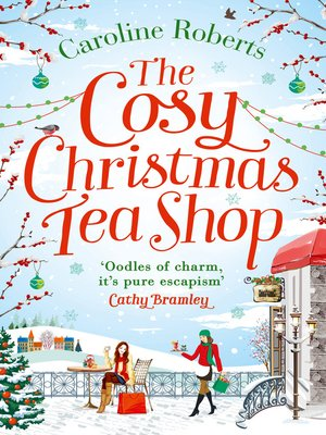 cover image of The Cosy Christmas Teashop