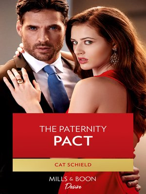 cover image of The Paternity Pact