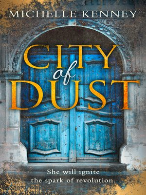 cover image of City of Dust
