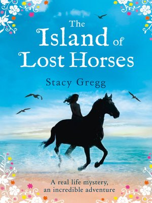 cover image of The Island of Lost Horses