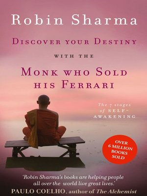 cover image of Discover Your Destiny with the Monk Who Sold His Ferrari