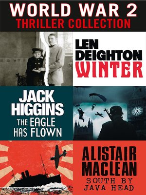 cover image of World War 2 Thriller Collection