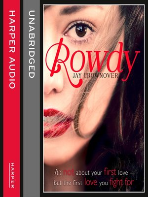 cover image of Rowdy