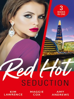 cover image of Red-Hot Seduction