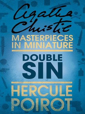 cover image of Double Sin