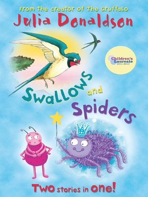 cover image of Swallows and Spiders
