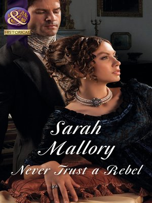 cover image of Never Trust a Rebel
