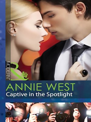 cover image of Captive in the Spotlight