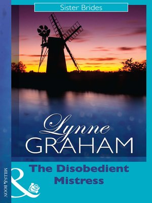 cover image of The Disobedient Mistress