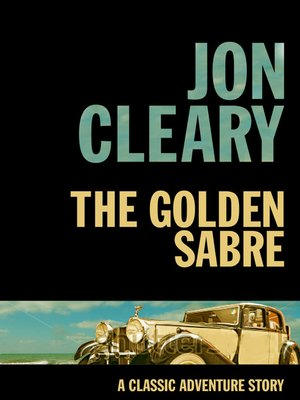 cover image of The Golden Sabre