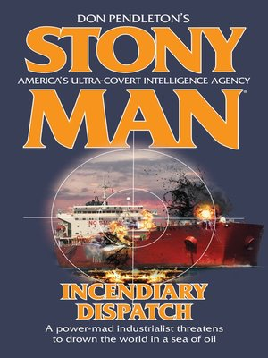 cover image of Incendiary Dispatch