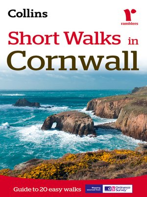 cover image of Short Walks in Cornwall
