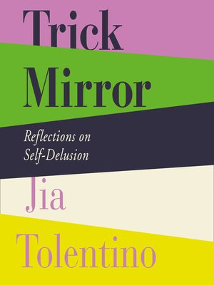 cover image of Trick Mirror